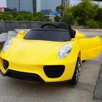 Детский электромобиль T-7622 EVA Yellow