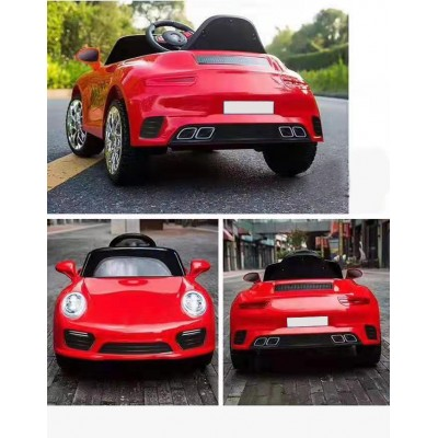 Детский электромобиль T-7642 EVA RED
