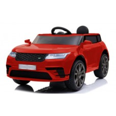 Детский электромобиль джип T-7834 EVA RED