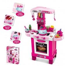Детская игровая кухня 008-939 с паром