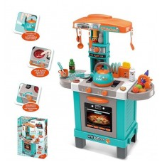 Детская игровая кухня 008-939А с паром