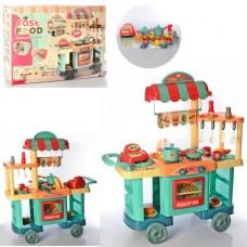 Детская игровая кухня-кафе 008-958
