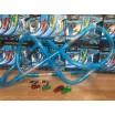 Автотрек трубопроводный Chariots Speed Pipes 022-1 72 детали