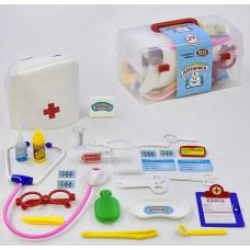Детский игровой набор Доктор в чемодане 2551