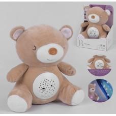 Ночник с проектором 666-18 Медвежонок