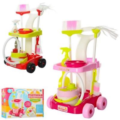 Детский набор для уборки 667-34-36