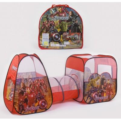 Детская палатка Супергерои 8015