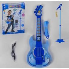 Гитара с микрофоном 776