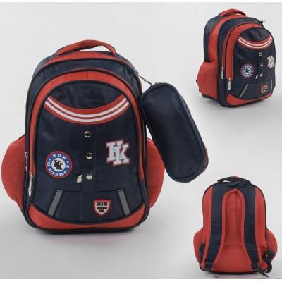 Детский рюкзак 43511 с пеналом