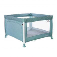 Детский манеж CARRELLO Cubo CRL-11602/1 Mint Green