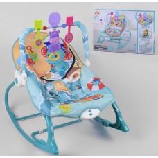 Детский шезлонг-качалка 898-933