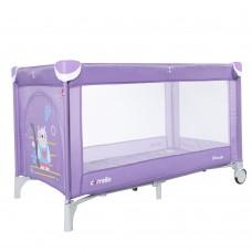 Детский манеж CARRELLO Piccolo CRL-9203/1 Orchid Purple