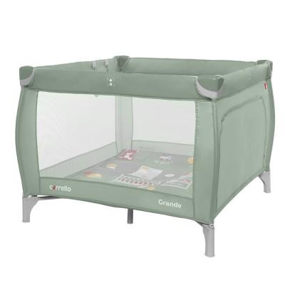 Детский манеж Carrello GRANDE CRL-9204/1 Mint Green
