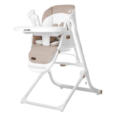 Детский стульчик-качели для кормления 3в1 CARRELLO Triumph CRL-10302 Cocoa Brown
