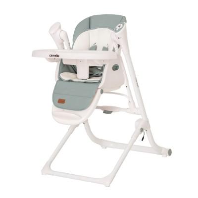 Детский стульчик-качели для кормления 3в1 CARRELLO Triumph CRL-10302 Olive Green