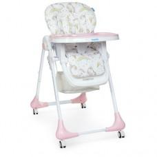 Детский стульчик для кормления M 3233 Unicorn Pink