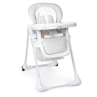 Детский стульчик для кормления Bambi M 3890 Light Grey