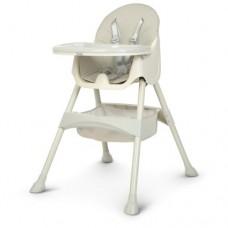 Детский стульчик для кормления Bambi M 4136 Ice Grey