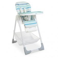 Детский стульчик для кормления M 4507 Light Blue