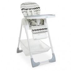 Детский стульчик для кормления M 4507 Grey