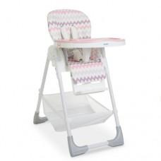 Детский стульчик для кормления M 4507 Baby Pink