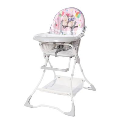 Детский стульчик для кормления TILLY Buddy T-633/1 Rose Birds