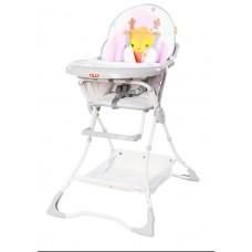 Детский стульчик для кормления TILLY Buddy T-633/2 Lilac Deer