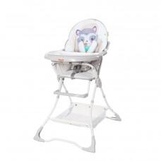 Детский стульчик для кормления TILLY Buddy T-633/2 Beige Raccoon