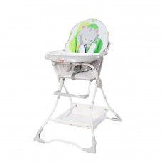 Детский стульчик для кормления TILLY Buddy T-633/2 Green Cat