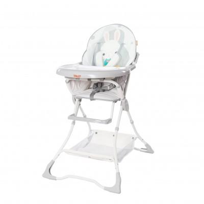Детский стульчик для кормления TILLY Buddy T-633/2 Grey Rabbit