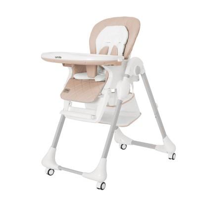 Детский стульчик для кормления CARRELLO Toffee CRL-9502/3 Desert Beige
