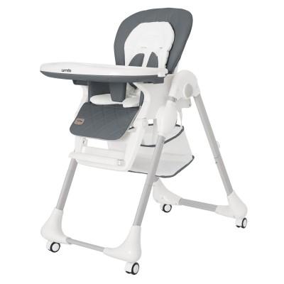 Детский стульчик для кормления CARRELLO Toffee CRL-9502/3 Pallette Grey
