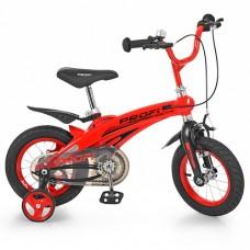 Детский двухколесный велосипед PROFI LMG14123 Projective 14 дюймов