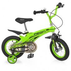Детский двухколесный велосипед PROFI LMG14124 Projective 14 дюймов