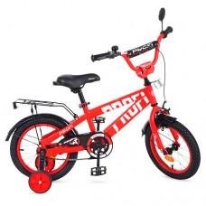 Детский двухколесный велосипед PROF1 T14171 14 дюймов