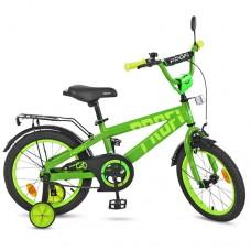 Детский двухколесный велосипед PROF1 T14173 14 дюймов