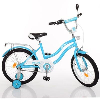 Детский двухколесный велосипед L1494 Profi Star 14 дюймов