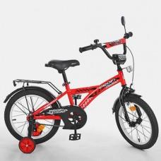Детский двухколесный велосипед T1631 Profi Racer 16 дюймов