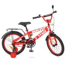 Детский двухколесный велосипед PROF1 T18171 18 дюймов