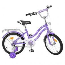 Детский двухколесный велосипед Y1693 Profi Star 16 дюймов