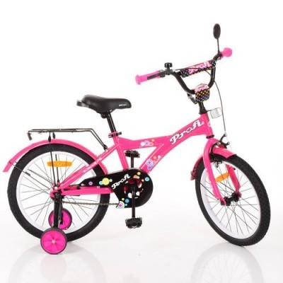 Детский двухколесный велосипед T1862 Profi Original Girl 18 дюймов