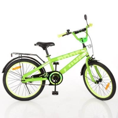 Детский двухколесный велосипед PROF1 T20173 20 дюймов