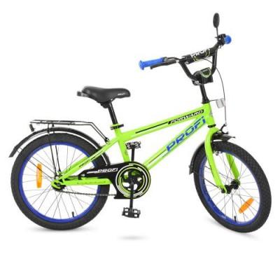 Детский двухколесный велосипед T2072 Profi Forward 20 дюймов