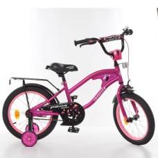Детский двухколесный велосипед Y14183 Profi Traveller 14 дюймов