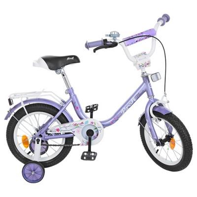 Детский двухколесный велосипед Y1483 Profi Flower 14 дюймов