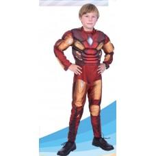 Карнавальный костюм с мышцами Железный человек