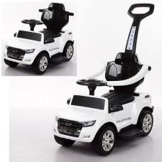 Детский электромобиль толокар 2в1 M 3575EL-1