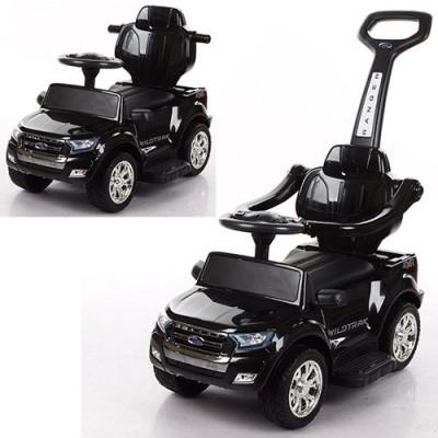 Детский электромобиль толокар 2в1 M 3575EL-2