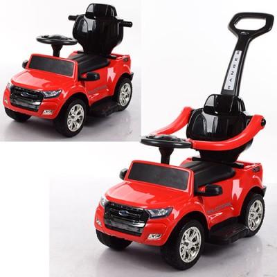 Детский электромобиль толокар 2в1 M 3575EL-3