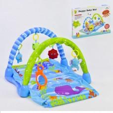 Детский развивающий коврик D 075